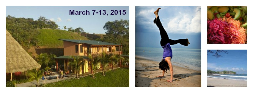 This yoga retreat is all about YOU!  Click here to receive the best gift you can give yourself.