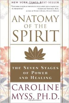 By teaching you to see your body and spirit in a new way,   Anatomy of the Spirit   provides you with the tools for spiritual maturity and physical wholeness that will change your life.