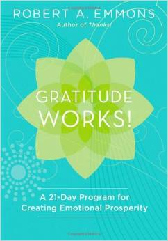 Filled with practical tips for fostering gratitude as a way of life.  Includes scientific research as well as religious and philosophical insights to show how gratitude can work in our lives