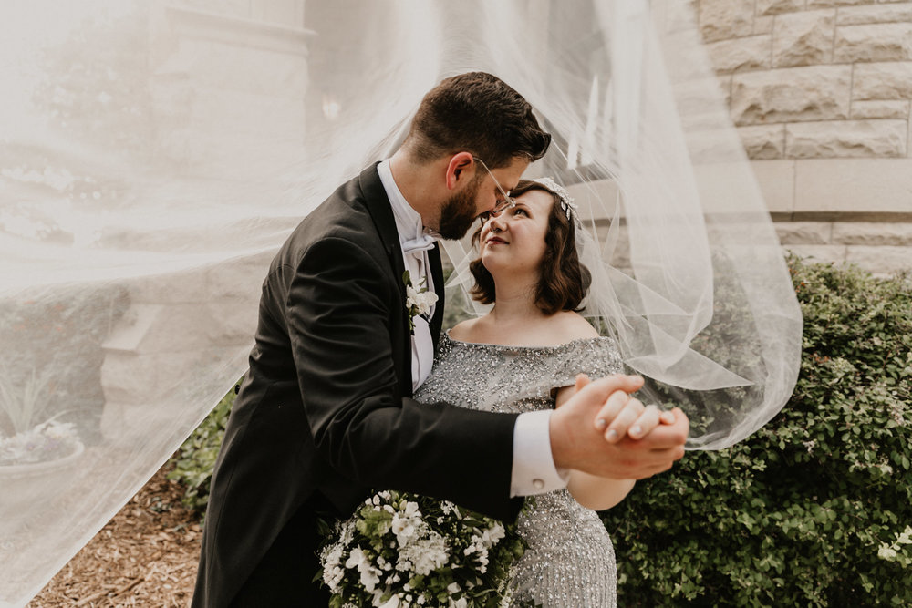 Engagement photography at Lake Zorinski in Omaha
