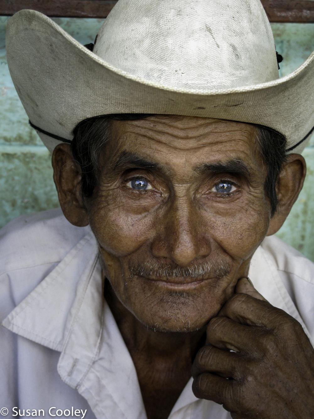 Guatemalan cowboy