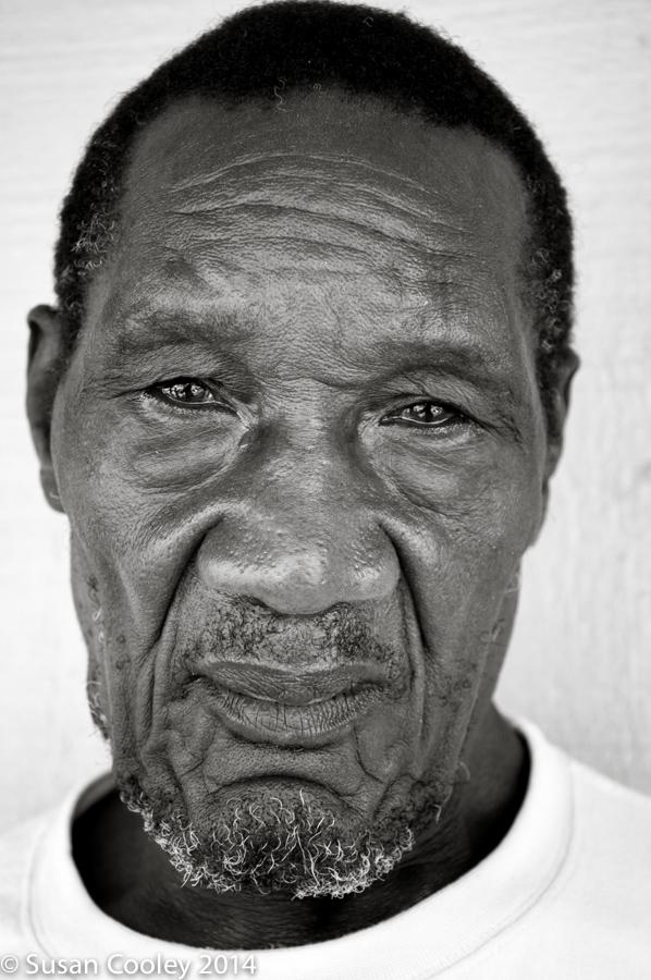 Izekiel, Burundian refugee.