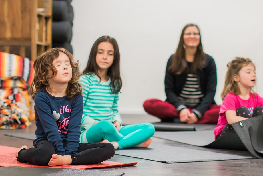 Kids Can Meditate
