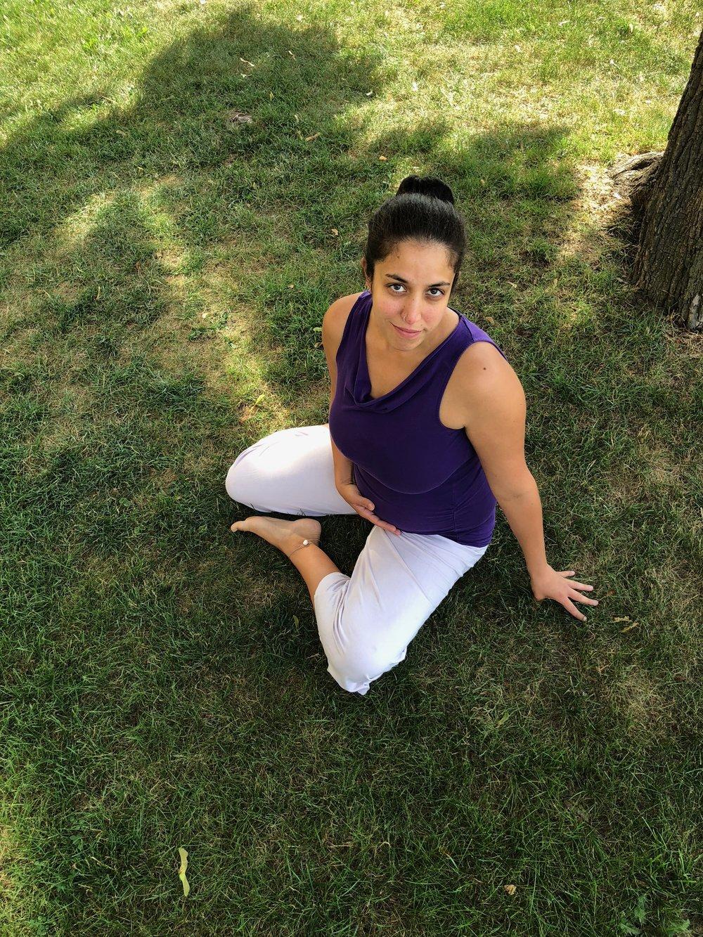 Yoga Therapy for Cesarean Birth