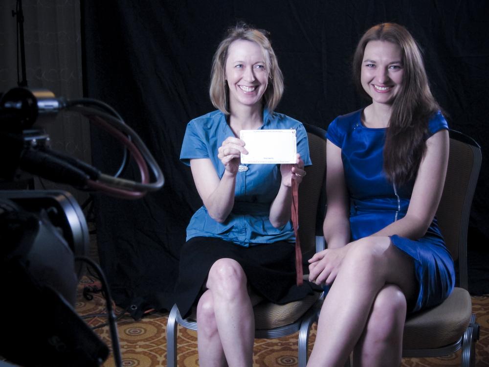 Interview with Elizabeth Essex and Joanne Lockyer