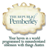 """Your haven in a world programmed to misunderstand obsession with things Austen."""