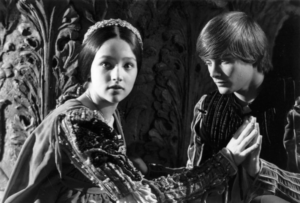 From Romeo and Juliet, 1968