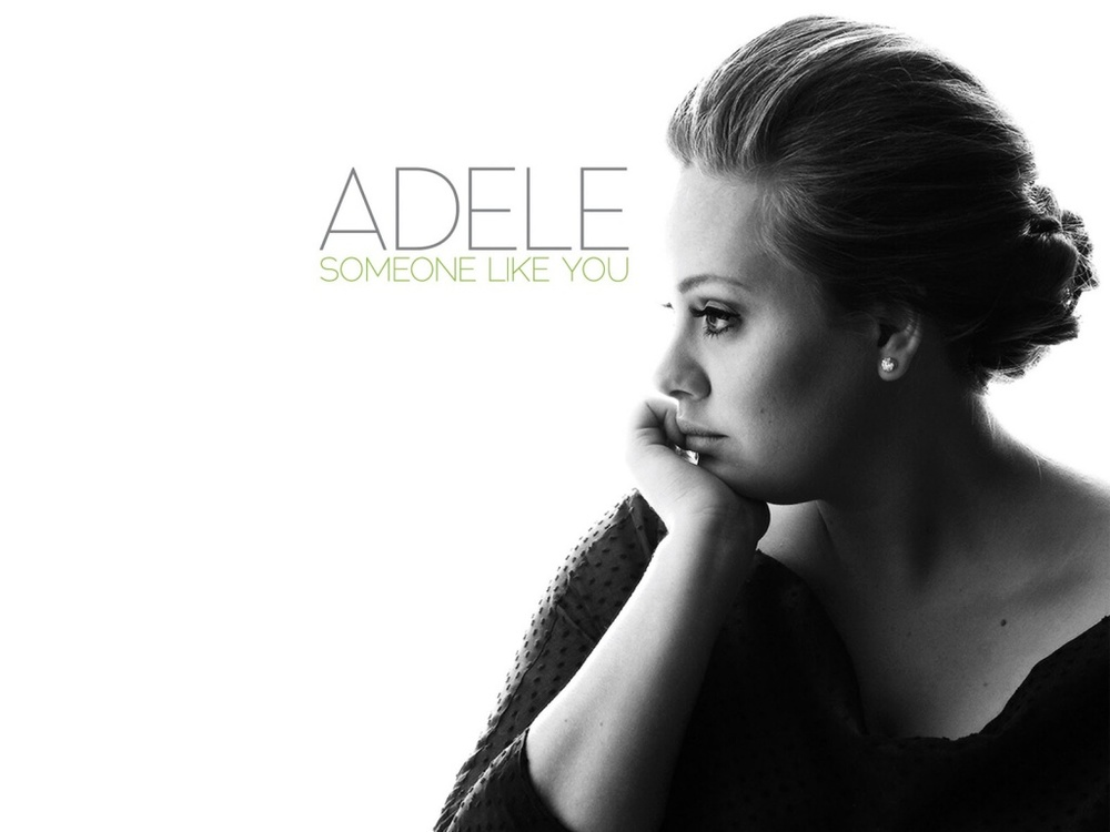 "Why do we love sad songs? Listen to Adele's ""Someone Like You"" here. What kind of response do you have?"