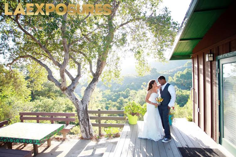 Angelus Mountain Center Wedding ©  LA Exposures