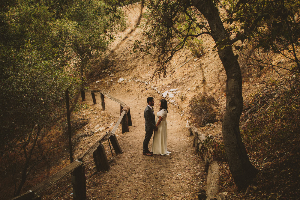 Angelus Mountain Center Wedding ©  Yes, Dear. Studio