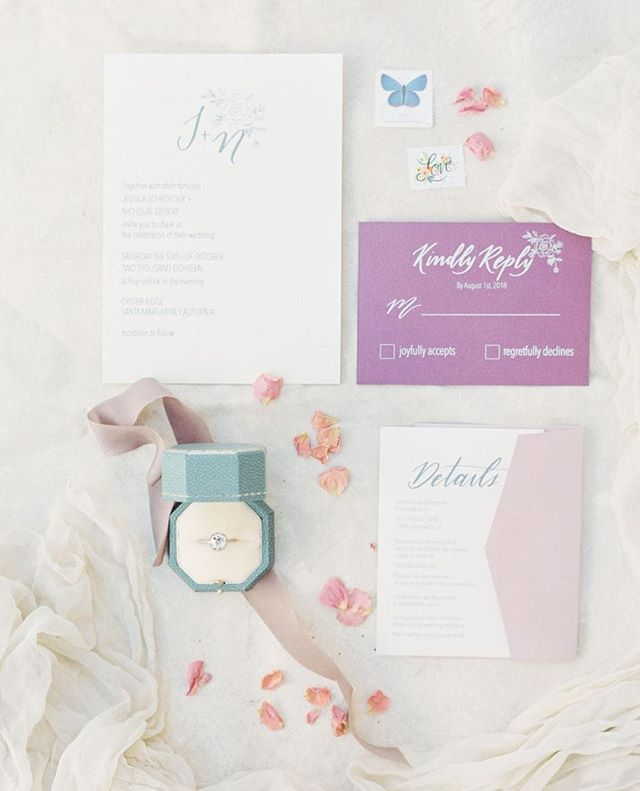 I loved planning this invitation suite with @bow_and_arrow_design 💌 I especially love the custom crest she designed, which we incorporated into other wedding details. Click the link in my bio for the full gallery and more shots of these beauties 👆 . . . Photography: @kelseaholderphoto Venue: @oysterridge Florist: @adornments_flowers Hair & Makeup: @thequeensbees Paper & Calligraphy: @bow.and.arrow.design Ceremony Music: Candlelight Strings Rentals: @centralcoasttentandparty Dessert: Christina Bonnett @cbbakeshop Bartending: @copperandcrystal DJ: Joe LaBarbera @joeslodj Catering: @misturacatering Video: @romanhowellfilms Lounge: @scout_rental_co Transportation: @slosaferide Photo Booth: @the_photobooth_experience . . .   #weddinginvitations #stationery #weddinginspiration #weddinginvitation #weddingideas #invitation #weddingstationery #weddingplanning #weddinginspo #custom #paperlove #invites #calligraphy