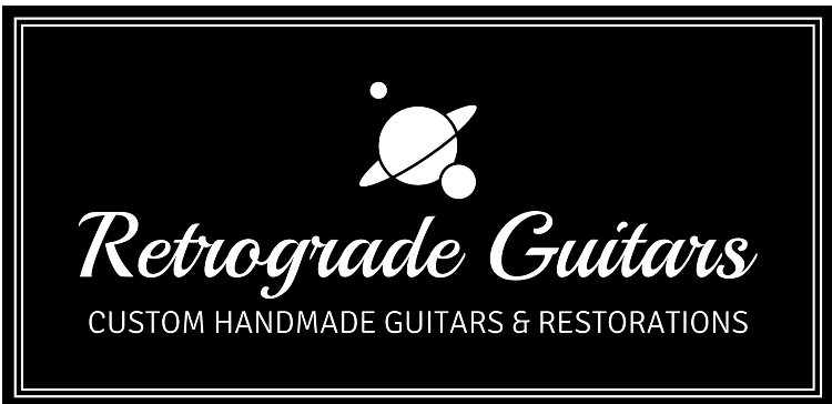 Retrograde Guitars by Glenn Nichols