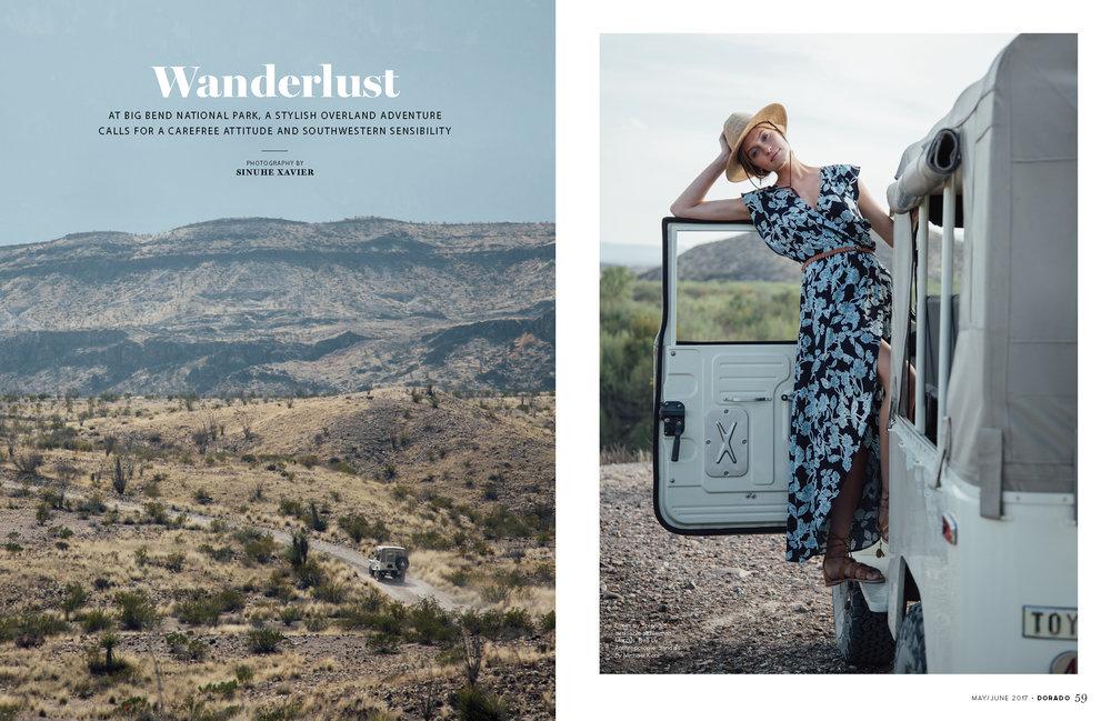 Dorado Magazine May 2017 Issue