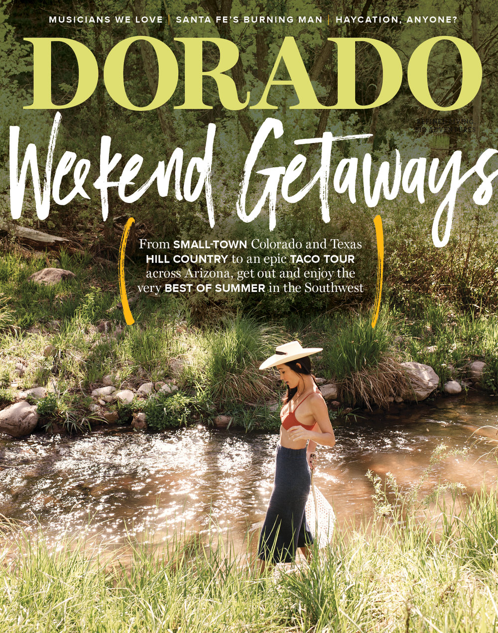 Dorado Magazine July 2016 Issue
