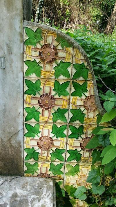 Tiles from S.S. Helman Ceramic, Belgium (1907 - 1930).