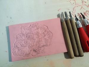 Linocut u2014 jennifer lim art