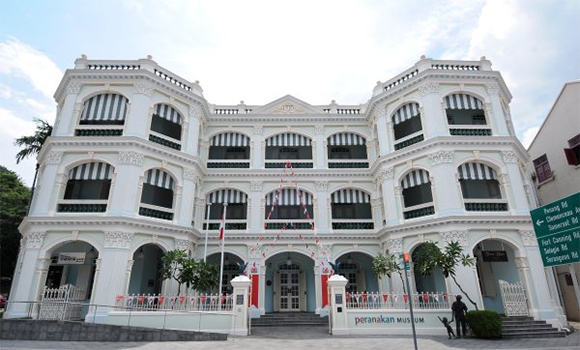The Peranakan Museum - Singapore's best boutique museum!