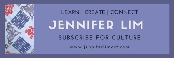 Subscribe for Culture | Jennifer Lim Art