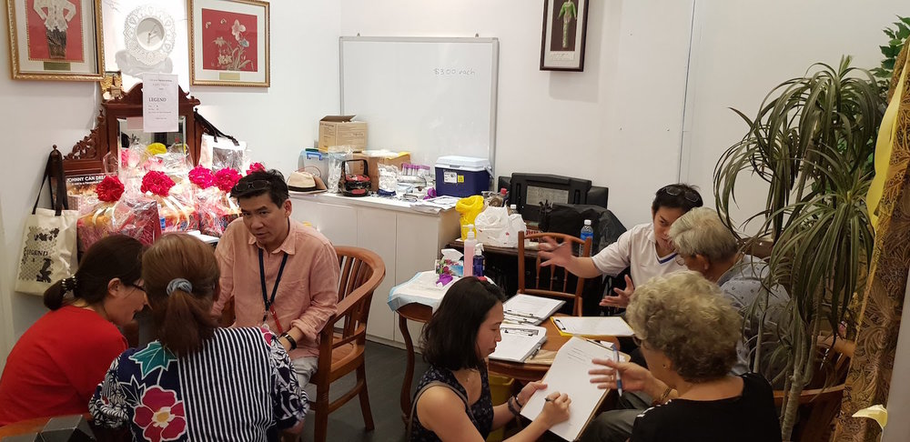 Dr. Foo and his team digging deep to uncover the mystery of who the Chinese Peranakans are!