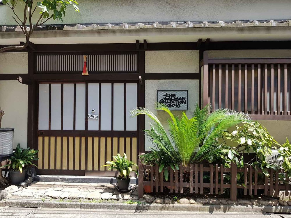 Visiting the Tolman Gallery in Tokyo