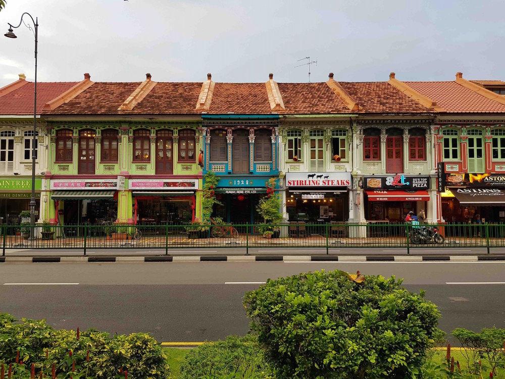 Rumah Bebe on East Coast Road