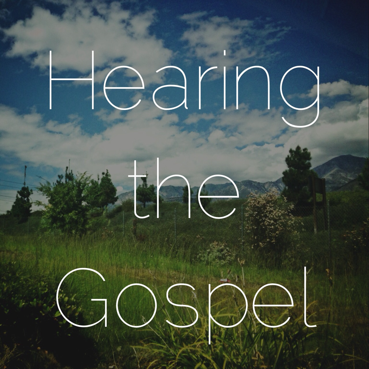 "Lately I've been reminded of my need to hear the gospel regularly. I was raised in a Christian house and I've been going to church for decades, but I still need to hear the good news about Jesus. This is what worship leader Cam Huxford says about the issue:    ""I have heard it said before that when you sing songs in worship you're preaching to yourself. You need Jesus too. Your band needs Jesus. You need to hear the gospel everyday. Be sure you and your band stop and listen to the words you're singing.""     Now Cam is obviously discussing the issue from the perspective of a worship leader, but this idea applies to us all. Sometimes when we worship we can get distracted and our minds can wander. Hopefully we're distracted by good music, but we can just as easily be distracted by an out of tune guitar or other musical mistakes. Other times we can just be lost in our minds worrying about bills to pay and responsibilities approaching on Monday. Perhaps worst of all, our pride might puff up as we think to ourselves, ""I've heard this idea too many times recently. I don't need to hear about this again.""     That mindset, I think, is the most dangerous. Our assumption that we don't need to hear the gospel regularly and often demonstrates that we've misunderstood our predicament. God wants us to grow and mature in our faith, but that doesn't mean we give up hearing the good news.     In our services we stand whenever the gospel is read. We do this so that we recognize how life-giving the gospel is. Without the good news of Jesus we would still be dead in sins and an enemy of God.     Rob Bell had a sermon series called Jesus Wants to Save Christians. I think that's a powerful idea that we need to remember. The good news of Jesus isn't just for non-Christians; it's for all of us.    Ron"