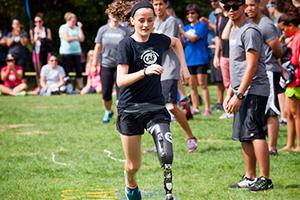 Breezy: Runner, surfer, cancer survivor