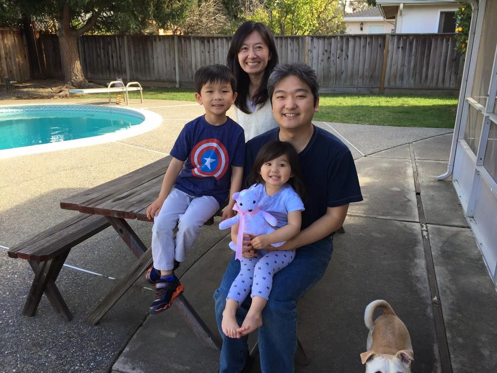 Harumi's Family