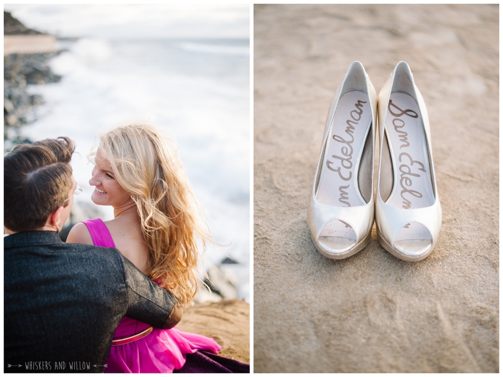 Sunset Cliffs Engagement 294 Whiskers and Willow Photography