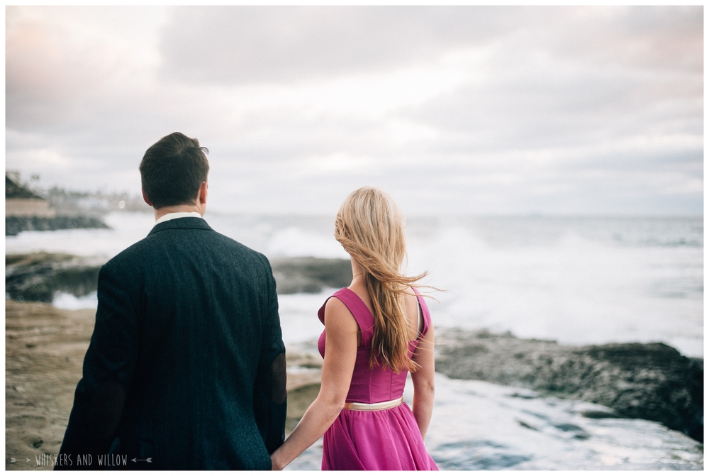 Sunset Cliffs Engagement 383 Whiskers and Willow Photography