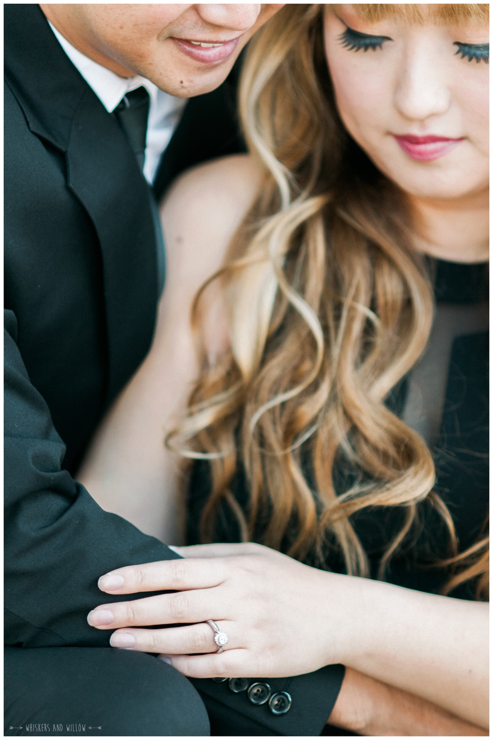 Balboa Park Engagement 015 | Whiskers and Willow Photography
