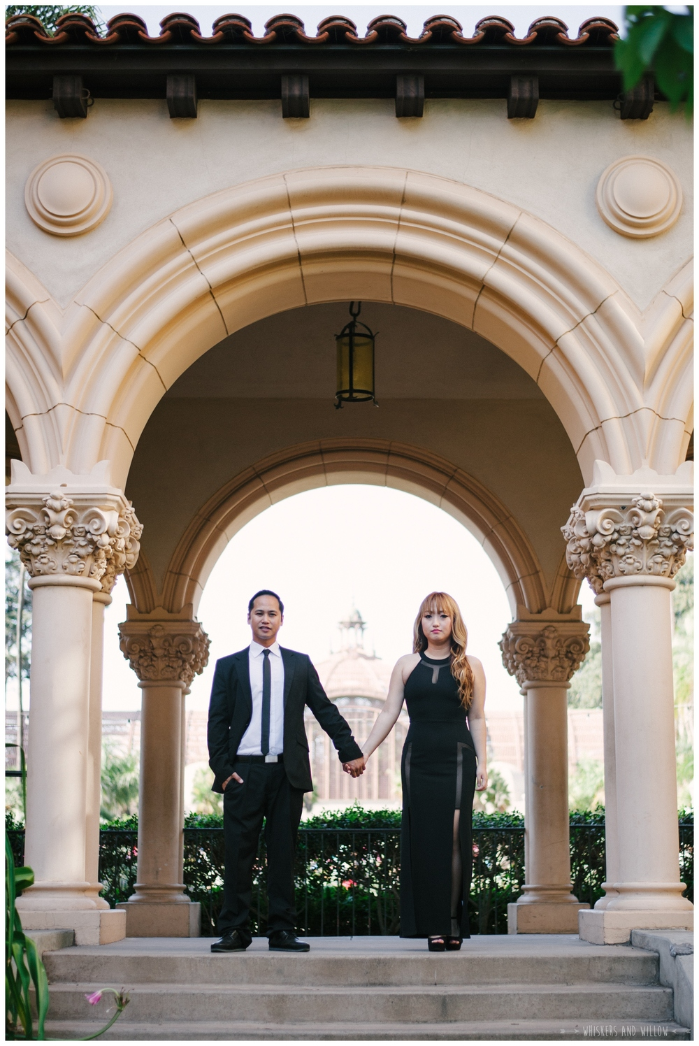 Balboa Park Engagement 040 | Whiskers and Willow Photography
