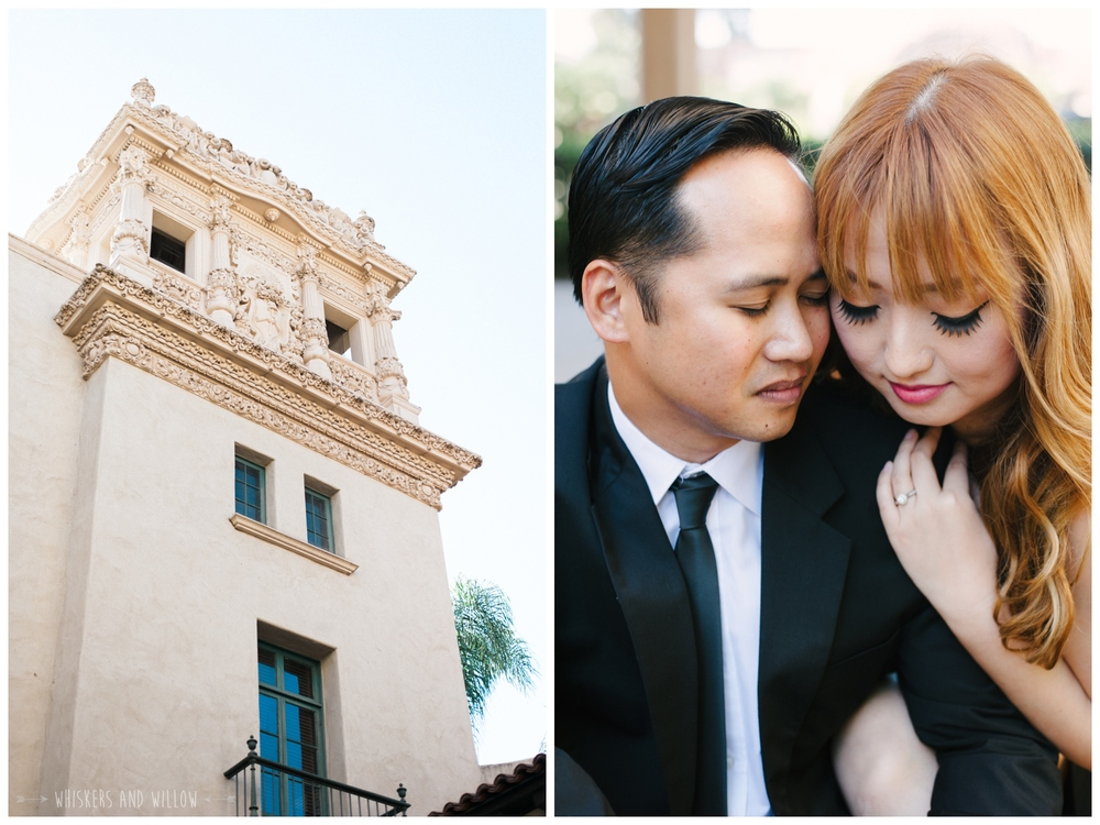 Balboa Park Engagement 034 | Whiskers and Willow Photography