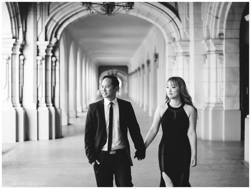 Balboa Park Engagement 083 | Whiskers and Willow Photography