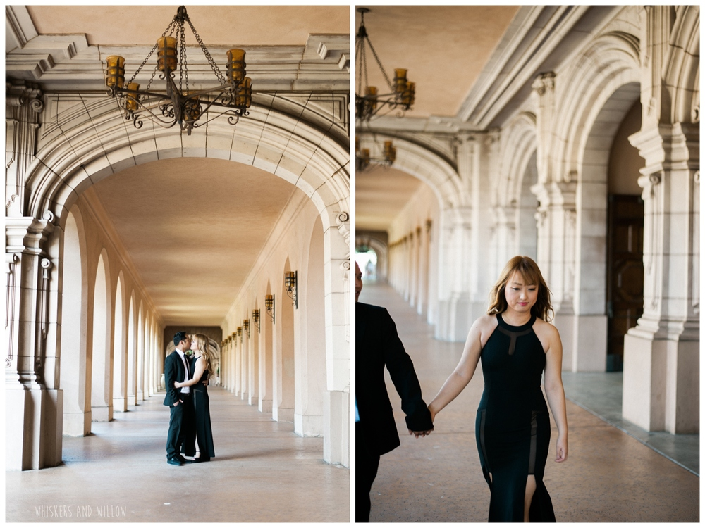 Balboa Park Engagement 077 | Whiskers and Willow Photography