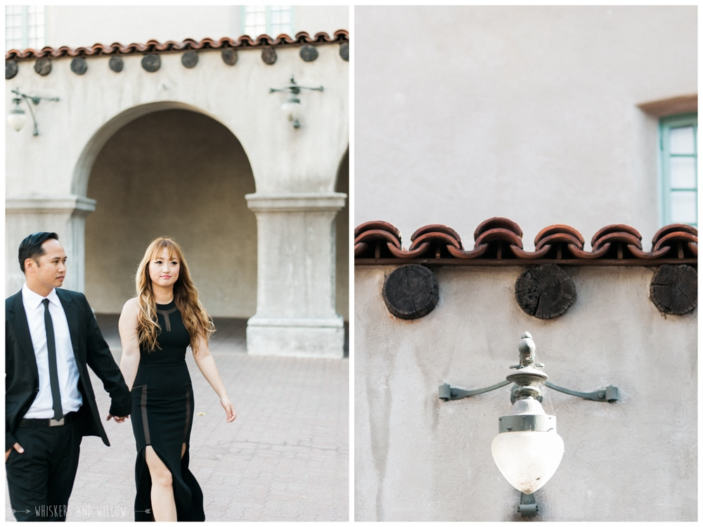 Balboa Park Engagement 106 | Whiskers and Willow Photography