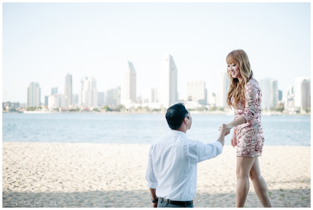 San Diego Engagement 134  | Whiskers and Willow Photography