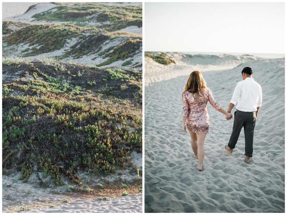 Coronado Beach Engagement 168  | Whiskers and Willow Photography