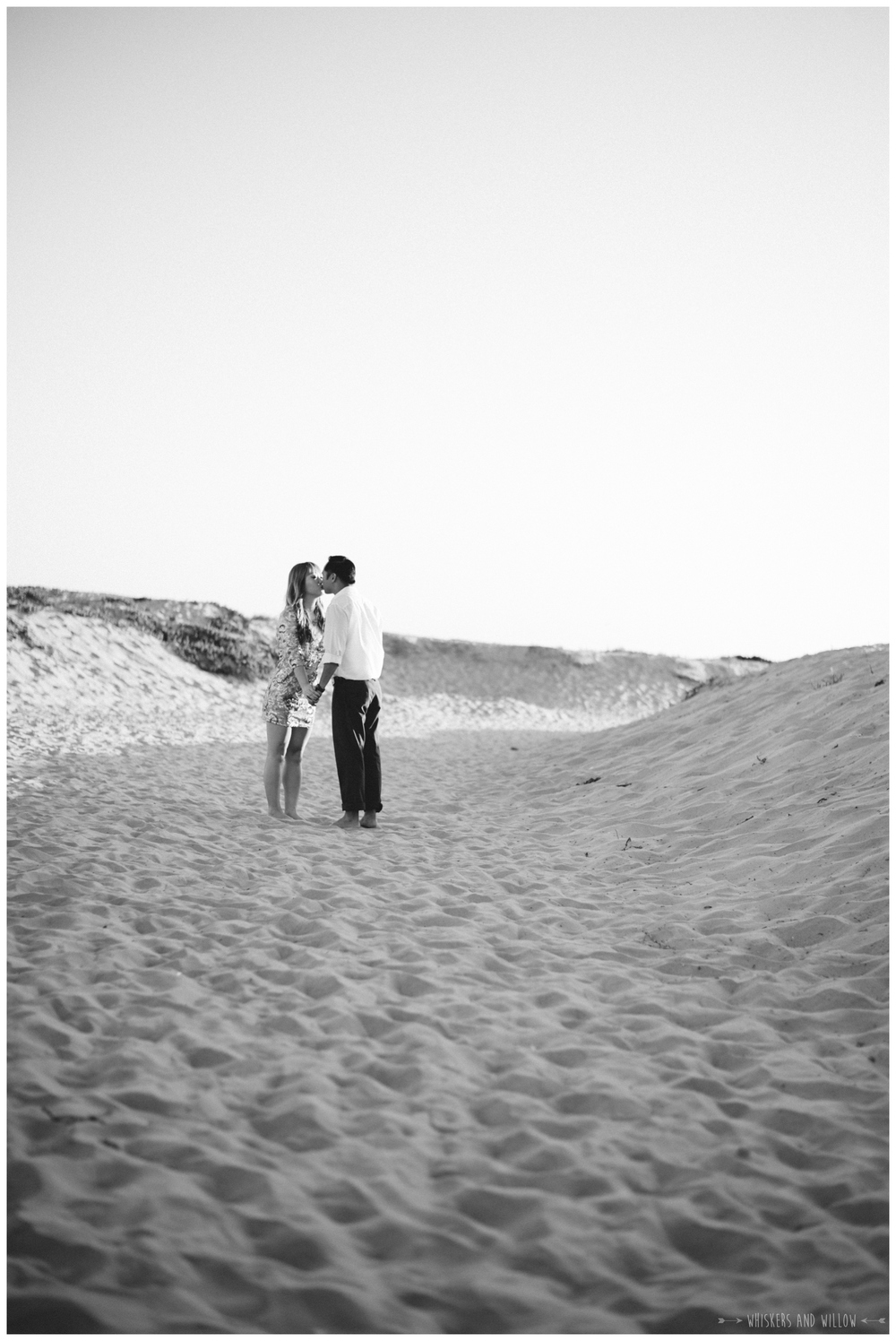 Coronado Beach Engagement 185  | Whiskers and Willow Photography