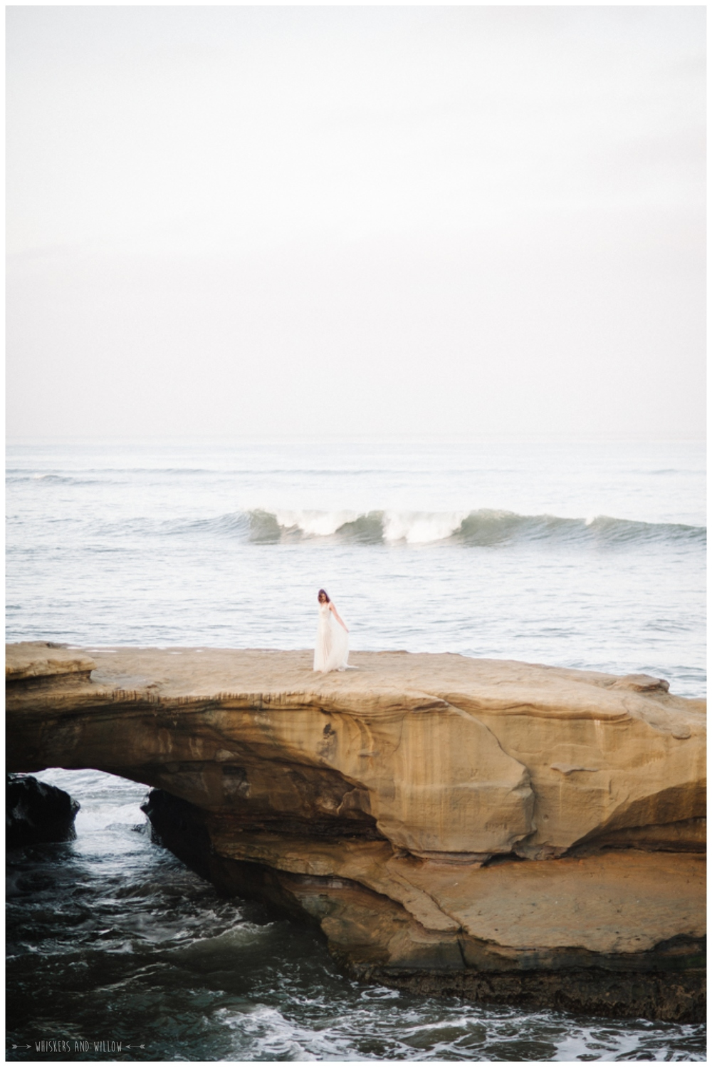 Sunset Cliffs Wedding | Whiskers and Willow Photography
