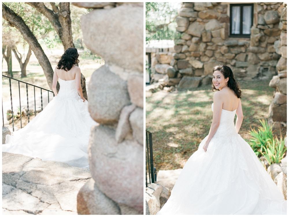 Mt Woodson Castle Wedding - Bride - Bridal - San Diego Wedding Photographer - Whiskers and Willow Photography