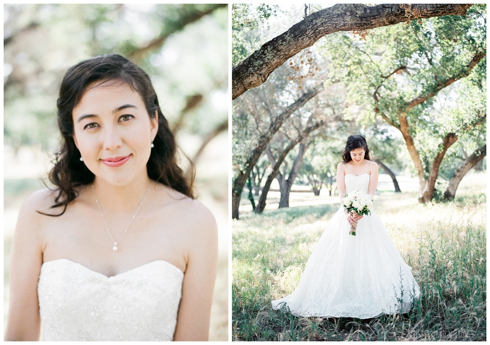 Mt Woodson Castle Wedding - Bridal Portraits  - San Diego Wedding Photographer - Whiskers and Willow Photography
