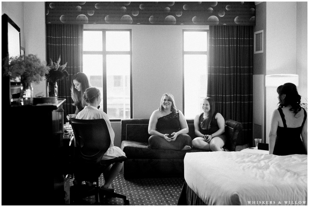 Cypress Hotel Cupertino - Bay Area Wedding Photographer - Whiskers and Willow Photography