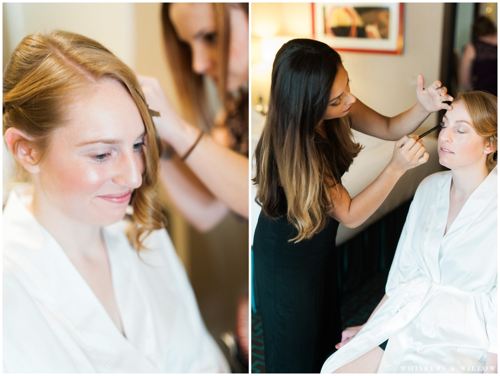 Bridal Getting Ready Photos - San Diego Wedding Photographer - Whiskers and Willow Photography