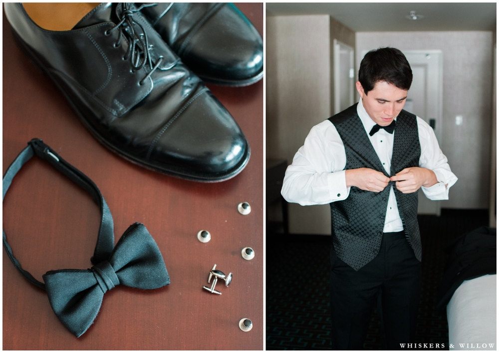 Groom getting ready - groom details - San Diego Wedding Photographer - Whiskers and Willow Photography