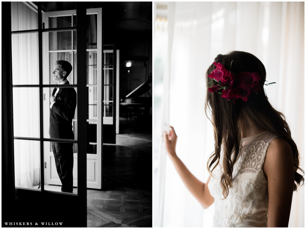 Romantic Westgate Hotel Wedding | San Diego Fine Art Wedding Photography | Whiskers and Willow Photography