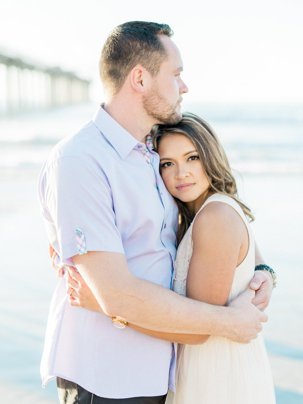 La Jolla Engagement photography | San diego photographer | Whiskers and Willow Photography