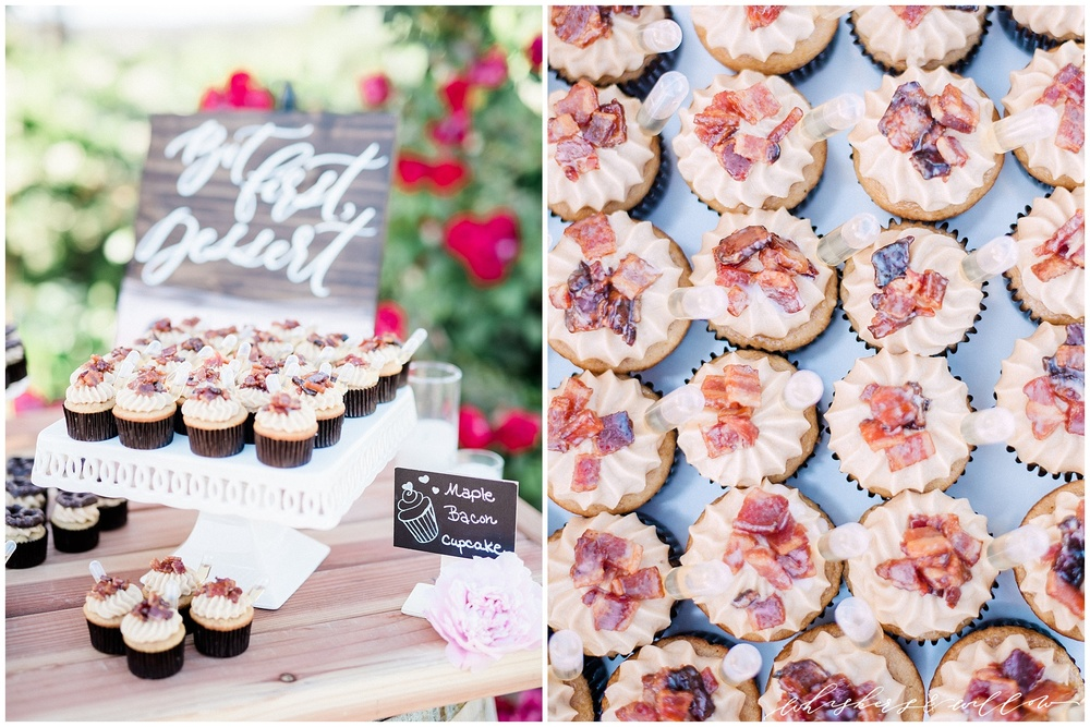Mount Palomar Winery wedding - Temecula wedding - Reception - Winery wedding - Desserts by The Sugar Divaz - Classic Touch Events - Signage by Twinkle and Toast - Blush florals by Posh Peony - San Diego fine art photographer - Whiskers and Willow Photography