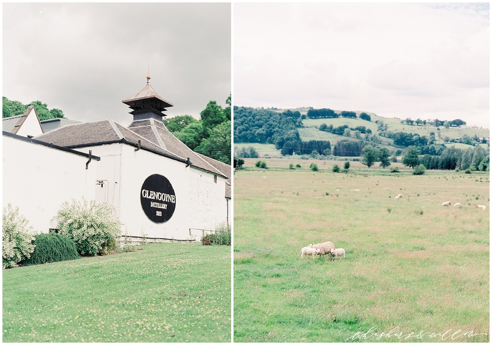 Glengoyne Distillery is one of Scotland's oldest distilleries, dating back to 1833.