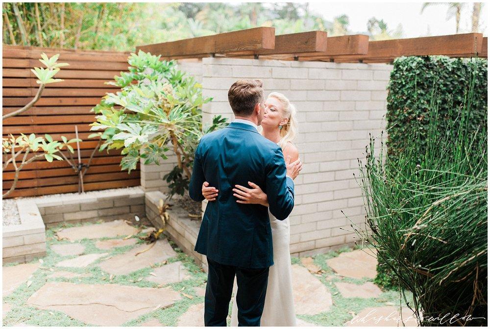 First Look | La Jolla Wedding Photographer | San Diego Fine Art Wedding Photographer | Whiskers and Willow Photography